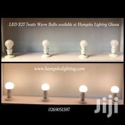 7 Watts LED Warm Bulbs | Home Accessories for sale in Greater Accra, Airport Residential Area