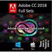 Adobe CC 2018 Suite For Mac/Win Full | Software for sale in Greater Accra, Roman Ridge