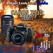 Rent Canon 750D | Automotive Services for sale in Greater Accra, Darkuman