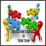 Delegating Tasks To Your Team | CDs & DVDs for sale in Greater Accra, Okponglo