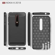 NOKIA 6 2018 HIGH QUALITY CARBON FIBER CASE | Accessories for Mobile Phones & Tablets for sale in Greater Accra, Teshie-Nungua Estates