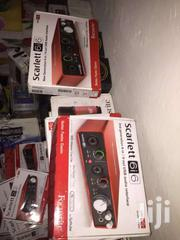 Focusrite Scarlett 6i6 | Musical Instruments for sale in Ashanti, Kumasi Metropolitan