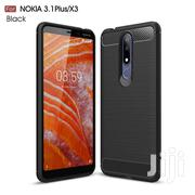 NOKIA 3.1 PLUS /X3 HIGH QUALITY CARBON FIBER CASE | Accessories for Mobile Phones & Tablets for sale in Greater Accra, Teshie-Nungua Estates