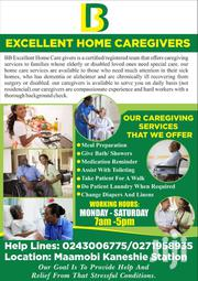 BB EXCELLENT HOME CARE GIVERS | Automotive Services for sale in Greater Accra, Accra Metropolitan