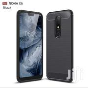 NOKIA X6 HIGH QUALITY CARBON FIBER CASE | Accessories for Mobile Phones & Tablets for sale in Greater Accra, Teshie-Nungua Estates