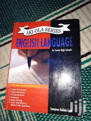 English Text Book Akiola | Books & Games for sale in Ashanti, Sekyere East