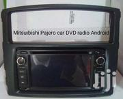 Mitsubishi Pajero Car DVD Radio Android | Vehicle Parts & Accessories for sale in Greater Accra, South Labadi