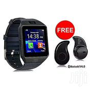 DZ09 Smartwatch + Bluetooth Earbud | Accessories for Mobile Phones & Tablets for sale in Greater Accra, Kokomlemle