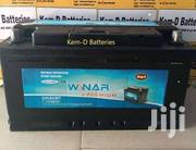 17 Plates Winar Premium Car Battery With Free Delivery-benz H200 Tdi | Vehicle Parts & Accessories for sale in Greater Accra, Bubuashie