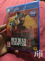 Red Dead Redemption 2 Ps4 Sealed | Video Game Consoles for sale in Greater Accra, Nungua East