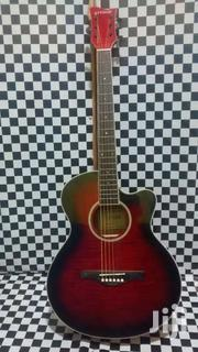 Acoustic Guitar With Bag | Musical Instruments for sale in Greater Accra, Adenta Municipal