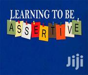 Learning To Be Assertive   CDs & DVDs for sale in Greater Accra, Okponglo