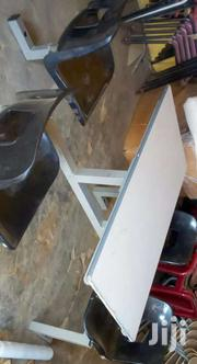 4 In 1 Restaurant/Internet Chairs With  1 Central Table | Manufacturing Equipment for sale in Greater Accra, Odorkor