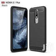 NOKIA 5.1 PLUS/X5 HIGH QUALITY CARBON FIBER CASE | Accessories for Mobile Phones & Tablets for sale in Greater Accra, Teshie-Nungua Estates