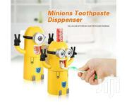TOOTHPASTE DISPENSER AND TWIN TOOTHBRUSH HOLDER | Bath & Body for sale in Greater Accra, Accra Metropolitan
