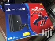 PS4 Pro With Spider-man Bundle | Video Game Consoles for sale in Greater Accra, Kokomlemle