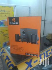 KISONLI Multimedia USB 2.1 BT Speaker System | Audio & Music Equipment for sale in Greater Accra, Akweteyman
