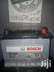 Car Battery 13 Plate / Bosch   Vehicle Parts & Accessories for sale in Greater Accra, New Abossey Okai