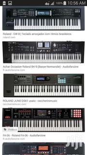 Professional Work Station Keyboards GEM,Yamaha,Roland | Musical Instruments for sale in Greater Accra, Agbogbloshie