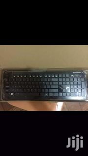 Wireless Keyboard & Mouse - Reachargeable | Computer Accessories  for sale in Greater Accra, Roman Ridge
