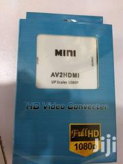 AV TO HDMI HD VIDEO CONVERTER | Laptops & Computers for sale in Greater Accra, Akweteyman