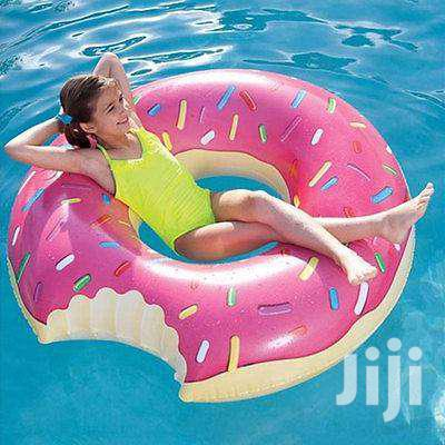 Donut Swimming Ring Xl Inflatable