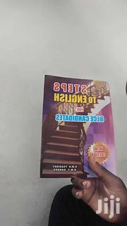 Steps To English For Junior High And Senior High Students   CDs & DVDs for sale in Greater Accra, Tema Metropolitan