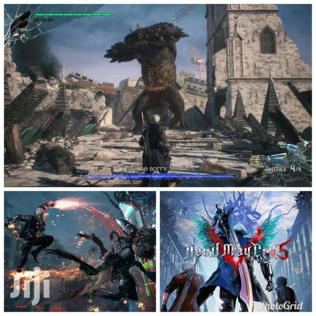 Archive: Devil May Cry 5 Pc Game