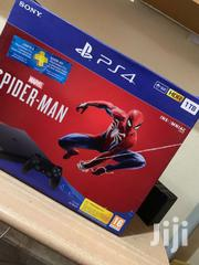 Limited Edition Ps4 Slim 1tb With Spider Man Cd | Video Game Consoles for sale in Greater Accra, Okponglo