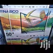 SMART CURVED NASCO 50INCH TV NEW | TV & DVD Equipment for sale in Greater Accra, Accra Metropolitan