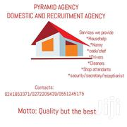 Pyramid Domestic And Recruitment Agency | Automotive Services for sale in Greater Accra, Abelemkpe