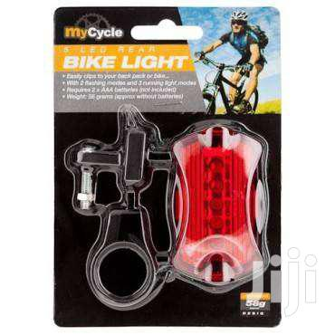 Bicycle Light Night Flash Bike Mount Delivery