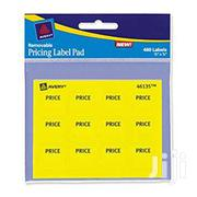 Avery Pricing Label Pad, 480 Stickers | CDs & DVDs for sale in Greater Accra, Roman Ridge