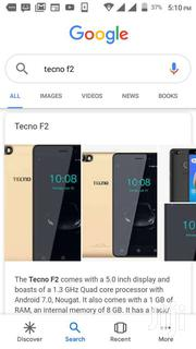Tecno F2 | Mobile Phones for sale in Greater Accra, Okponglo