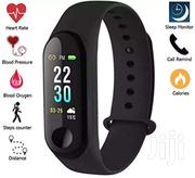 M3 Smart Health Watch+Free Delivery | Smart Watches & Trackers for sale in Greater Accra, Avenor Area