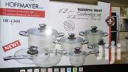 12pcs Stainless Steel Cookware Set | Kitchen & Dining for sale in Ashanti, Kumasi Metropolitan
