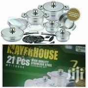 21pcs Cookware | Kitchen & Dining for sale in Greater Accra, Darkuman