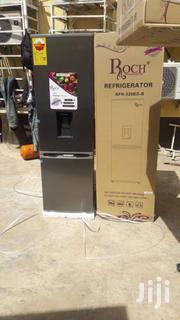 Roch 267ltr Double Door Refrigerator With Dispenser | Kitchen Appliances for sale in Greater Accra, Adenta Municipal