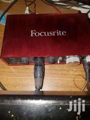 Focusrite 2i2 Studio Sound Card | Musical Instruments for sale in Greater Accra, Ga East Municipal
