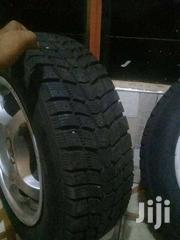 4 Set Of Alloy Rim(Rim 14) With Fresh Tyres Straight From Home 4sale | Vehicle Parts & Accessories for sale in Greater Accra, Kokomlemle