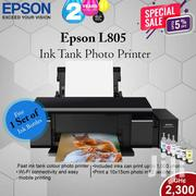 Epson L805 Photo Printer   Commercial Property For Sale for sale in Greater Accra, Asylum Down