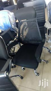 Leather Swivel Chair | Furniture for sale in Greater Accra, North Kaneshie
