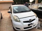 Toyota Vitz 2009 White | Cars for sale in Greater Accra, South Shiashie