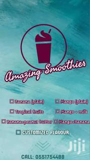 Looking For Persons To Sell Smoothies   Meals & Drinks for sale in Greater Accra, Okponglo