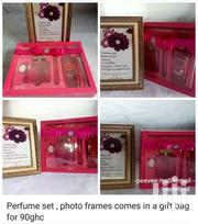 Mothers Day Frame  And Perfume Set | Fragrance for sale in Greater Accra, Alajo