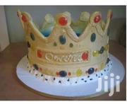 A Crown Shape Birthday Cake. | Meals & Drinks for sale in Greater Accra, Ashaiman Municipal