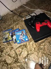 PS4 WITH 2 PADS +FIFA 19 | Video Game Consoles for sale in Greater Accra, North Kaneshie