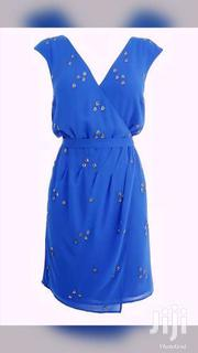 Blue Embellised Dress | Clothing for sale in Greater Accra, East Legon