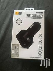 Case Logic 3- Port Car Charger | Accessories for Mobile Phones & Tablets for sale in Greater Accra, Apenkwa