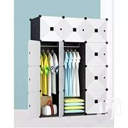 12 Cubes Plastic Cubes Wardrobe | Furniture for sale in Greater Accra, Accra Metropolitan